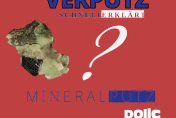 Mineralputz